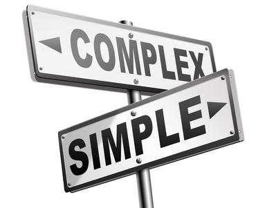 Resan Fr 229 N Komplexitet Till Enkelhet Advectas