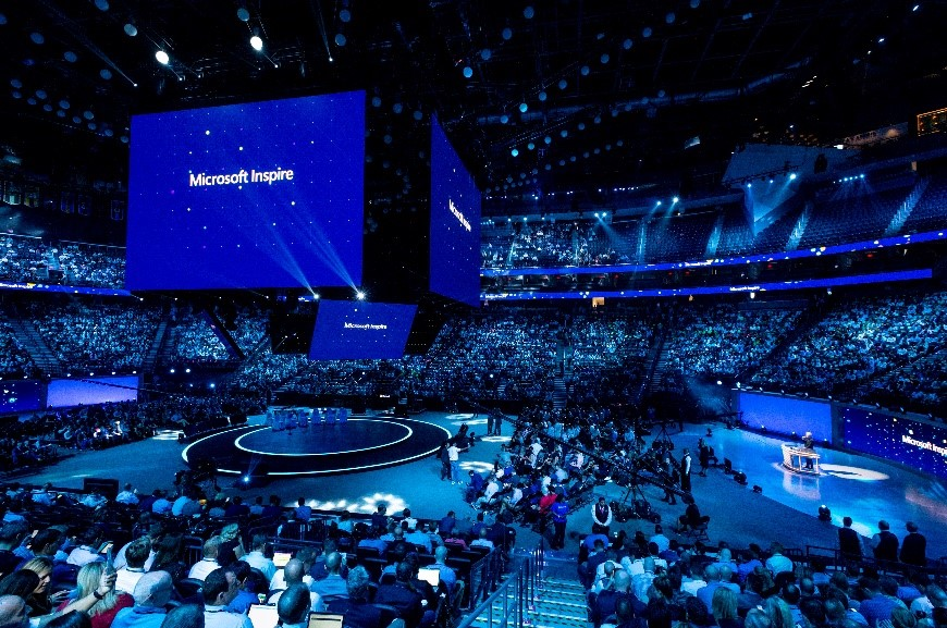 Microsoft Inspire 2018, Microsoft Partner