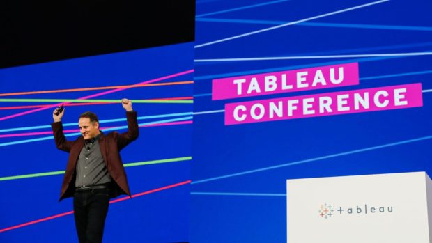 Tableau Conference 2018