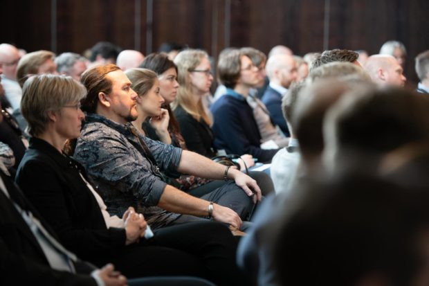 Deltagare vid Business Intelligence- & Data Science Day 2019