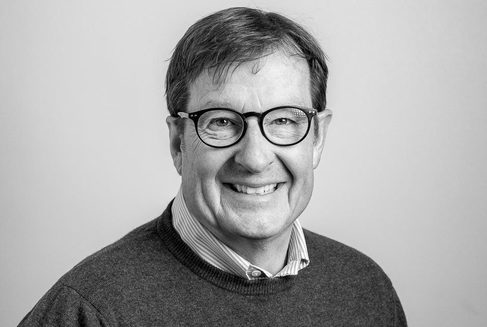 Fredrik Prien, försäljningsansvarig, Advectas